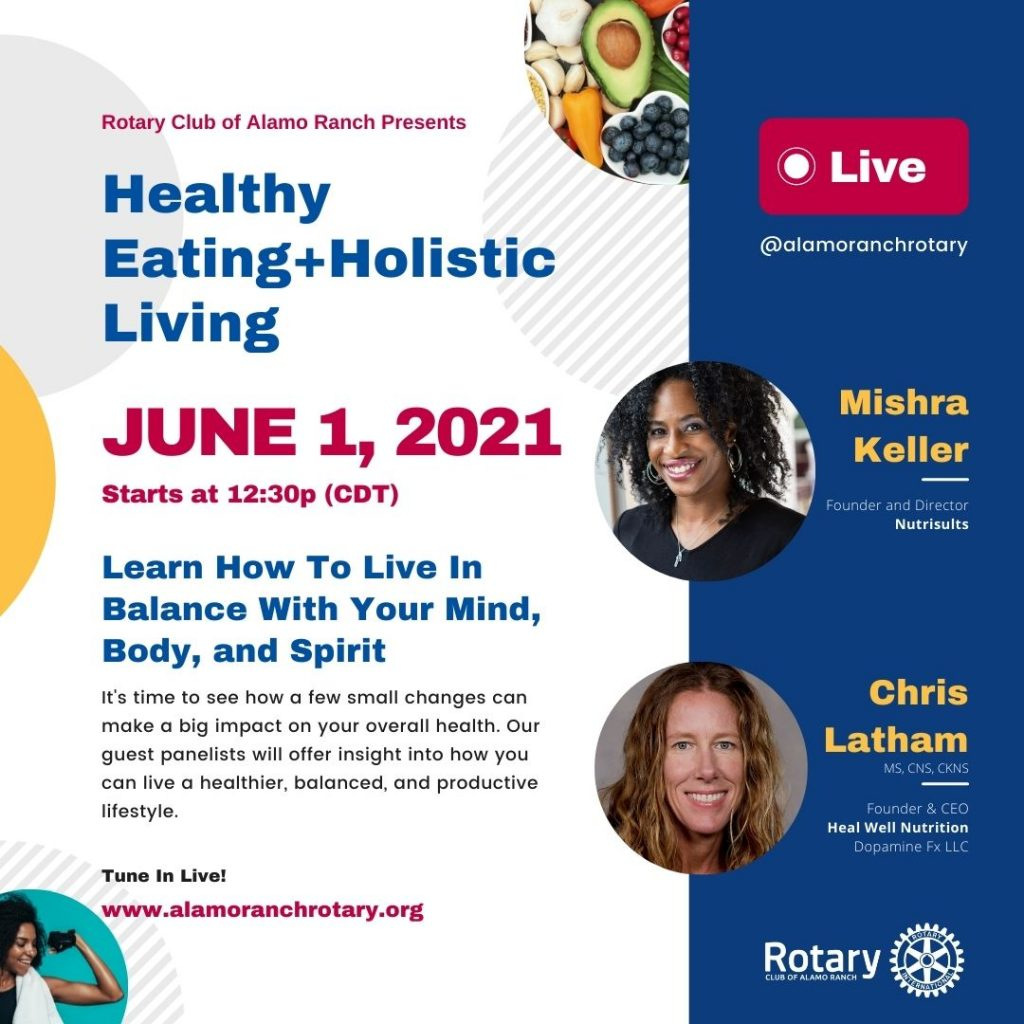 Healthy Eating & Holistic Living