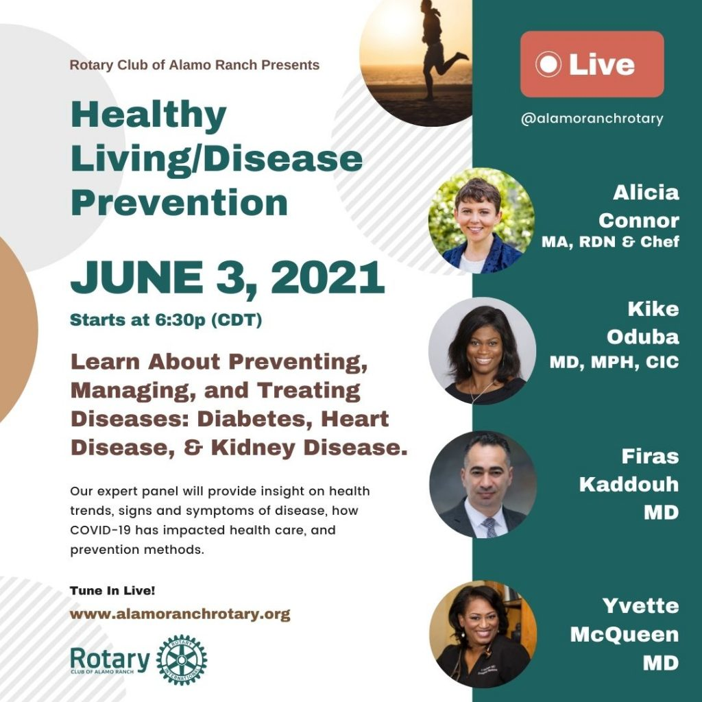 Healthy Living & Disease Prevention